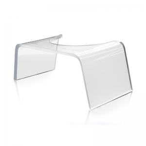 sgabello fantasma slim in plexiglass